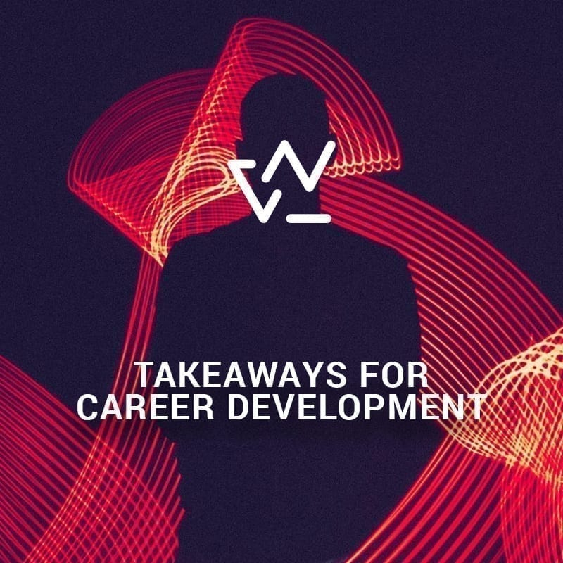 Takeaways for carreer development | WESTPOLE BENELUX